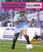 The 1987–88 season was Manchester City's first season since relegation the previous year. Finishing 9th overall. They did have a famous victory over Huddersfield winning 10-1. In the FA Cup victories over Huddersfield, Blackpool and Plymouth were followed by a 4-0 defeat to Liverpool.