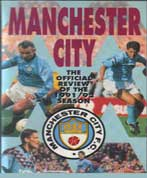 The 1991–92 season saw another solid campaign for Peter Reid's Manchester City side as they finished 5th in the top flight for a second season running. The season featured two draws against rivals Man United.